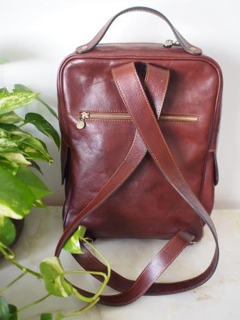 Time Resistance Backpack
